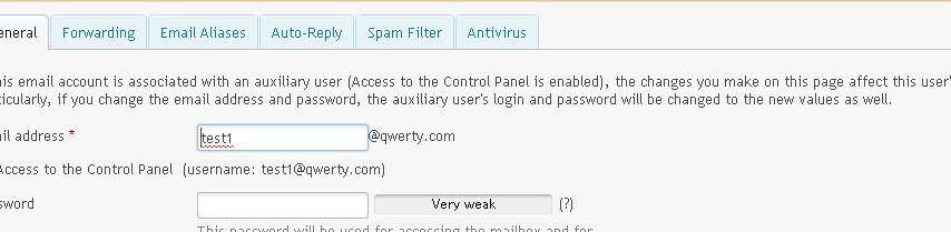 chn qua spam filter Plesk 12