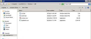 Hướng dẫn cách diệt virus Update64 exe – Tài Liệu
