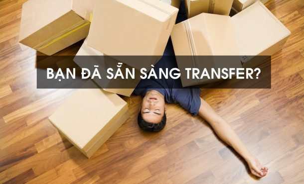 San sang transfer