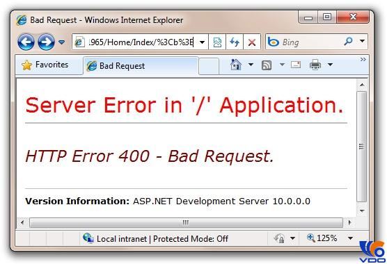 loi 400 bad file request va cach khac phuc